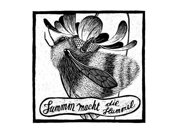 Image of SIEBDRUCK Hummel