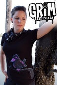 Image of Nevermore Womens T-shirt