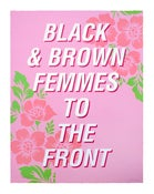 Image of Femmes To The Front by Johanna Toruño