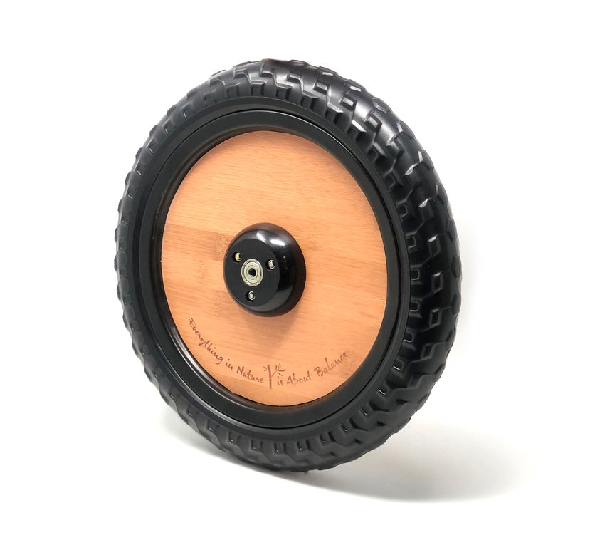 Image of Wheel for Kinderfeets Balance Bike Bamboo