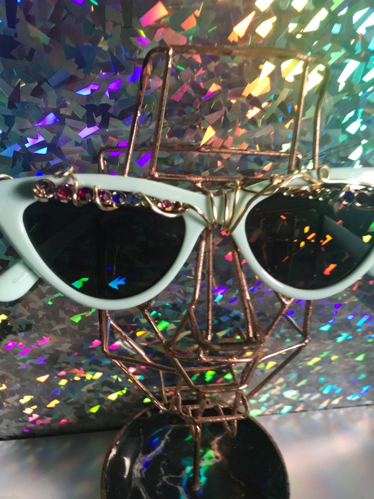 Image of Retro rainbow frames