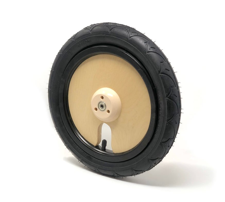 Image of Optional Wheel with Pneumatic Tire for the Kinderfeets Balance Bikes