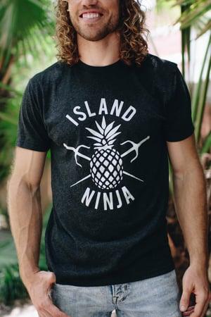 Black Island Ninja Tee