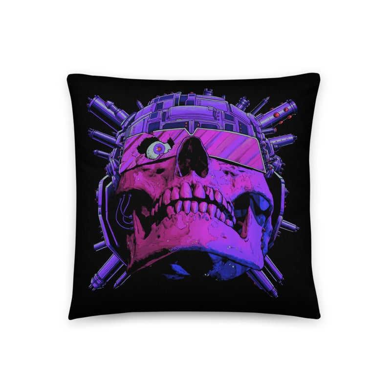 Image of Space Cadet Throw Pillow