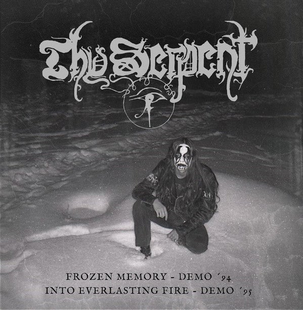THY SERPENT -Frozen Memory / Into Everlasting Fire- CD