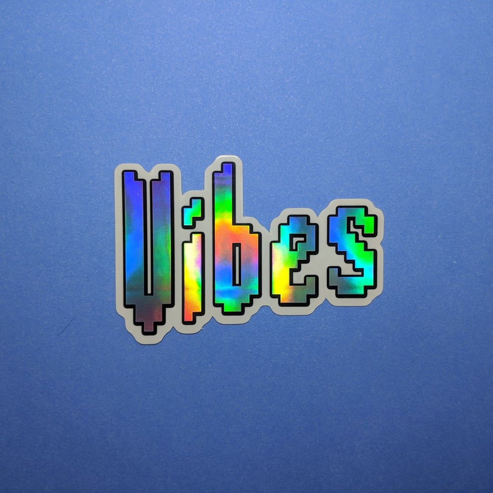 Image of Vibes Sticker