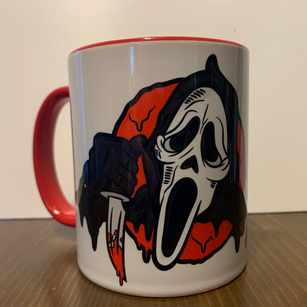 Image of Ghostface 11oz Mug