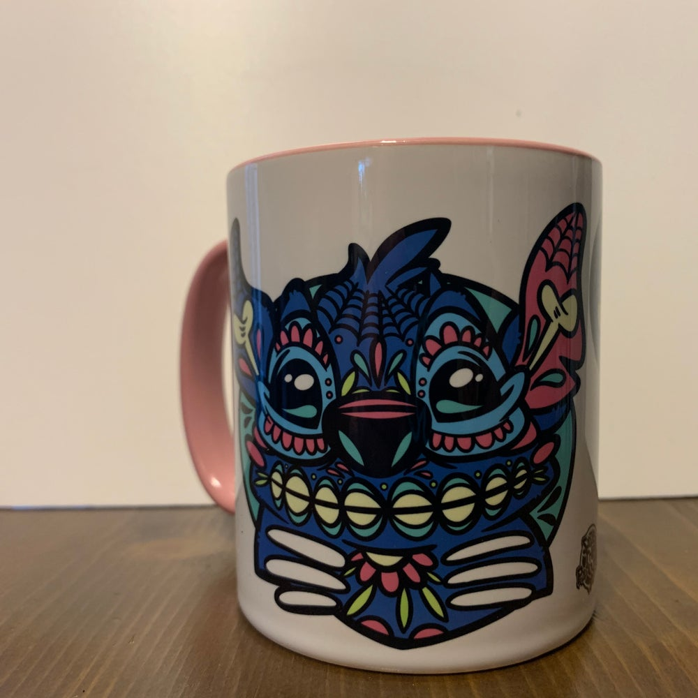 Image of Stitched 11oz Mug