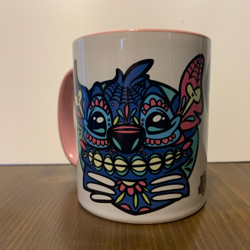 Stitched 11oz Mug