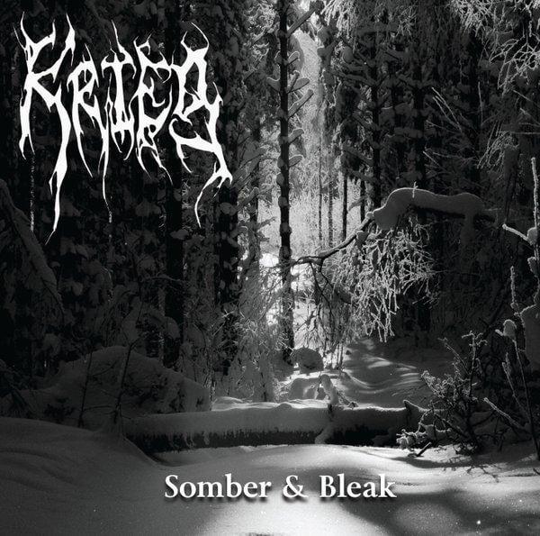 KRIEG -Somber & Bleak- CD