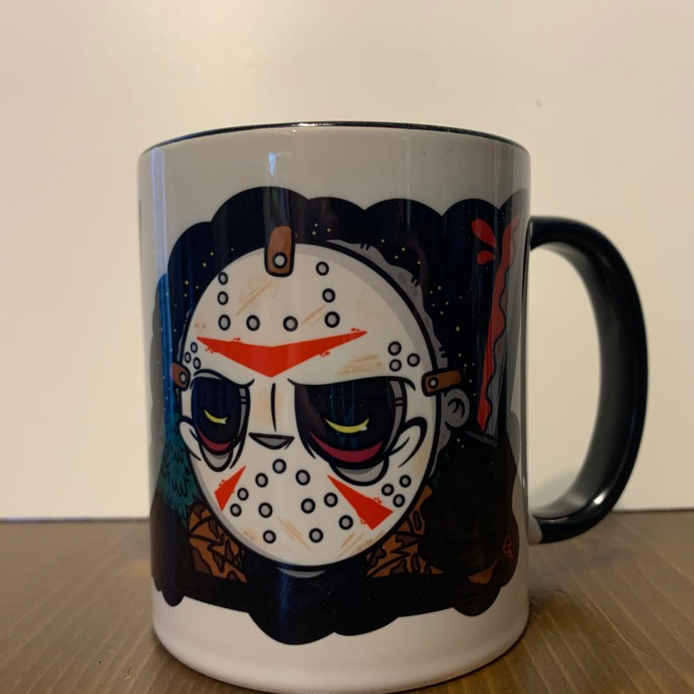 Image of Jason PeekaBOO 11oz Mug