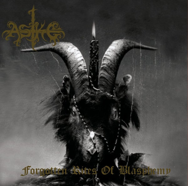 ASKE -Forgotten Rites Of Blasphemy- CD