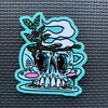 Coffee Skull Sticker