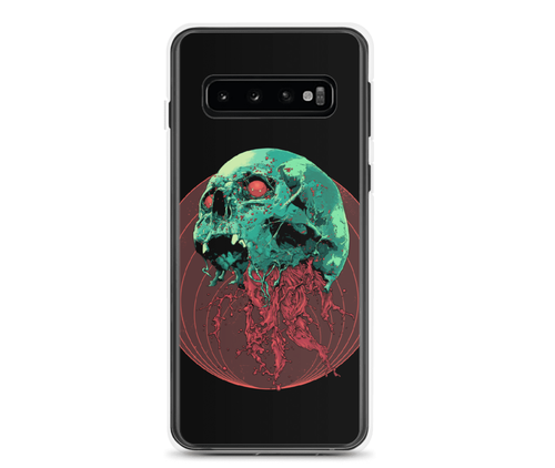 Image of Skull Full Of Blood Phone Case (iPhone + Samsung Galaxy)