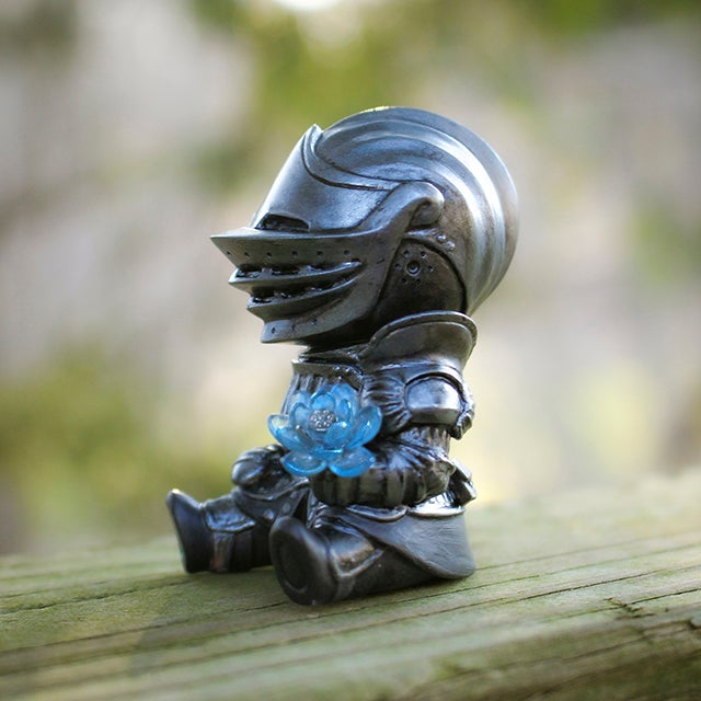 Image of Fluted Lotus Knight (Preorder)