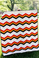 Image 2 of the SUMMER CAMP QUILT PDF Pattern