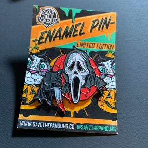 Image of Ghostface PeekaBOO Pin