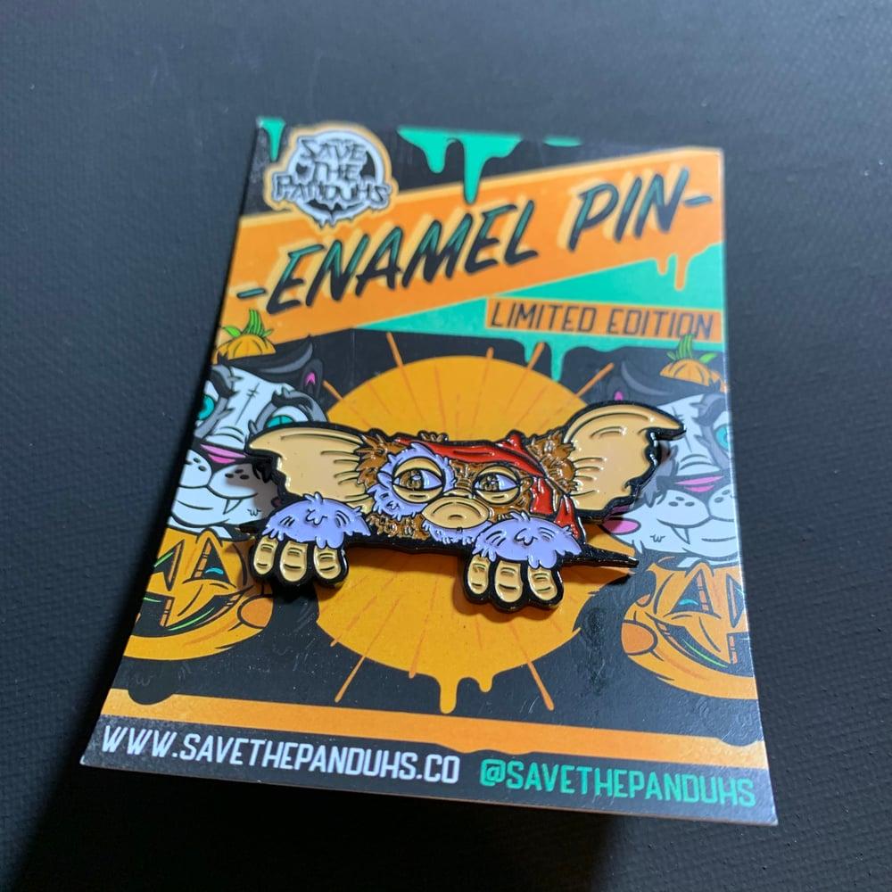 Image of Gizmo PeekaBOO Enamel Pin
