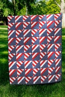 Image 3 of the AMERICANA QUILT PDF Pattern