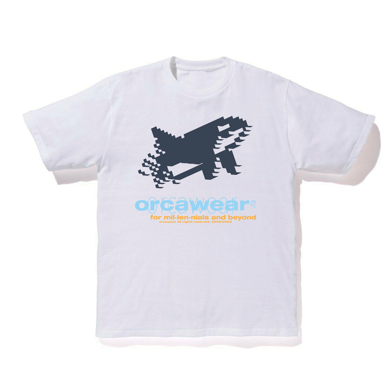 Image of 3D Orca T shirts