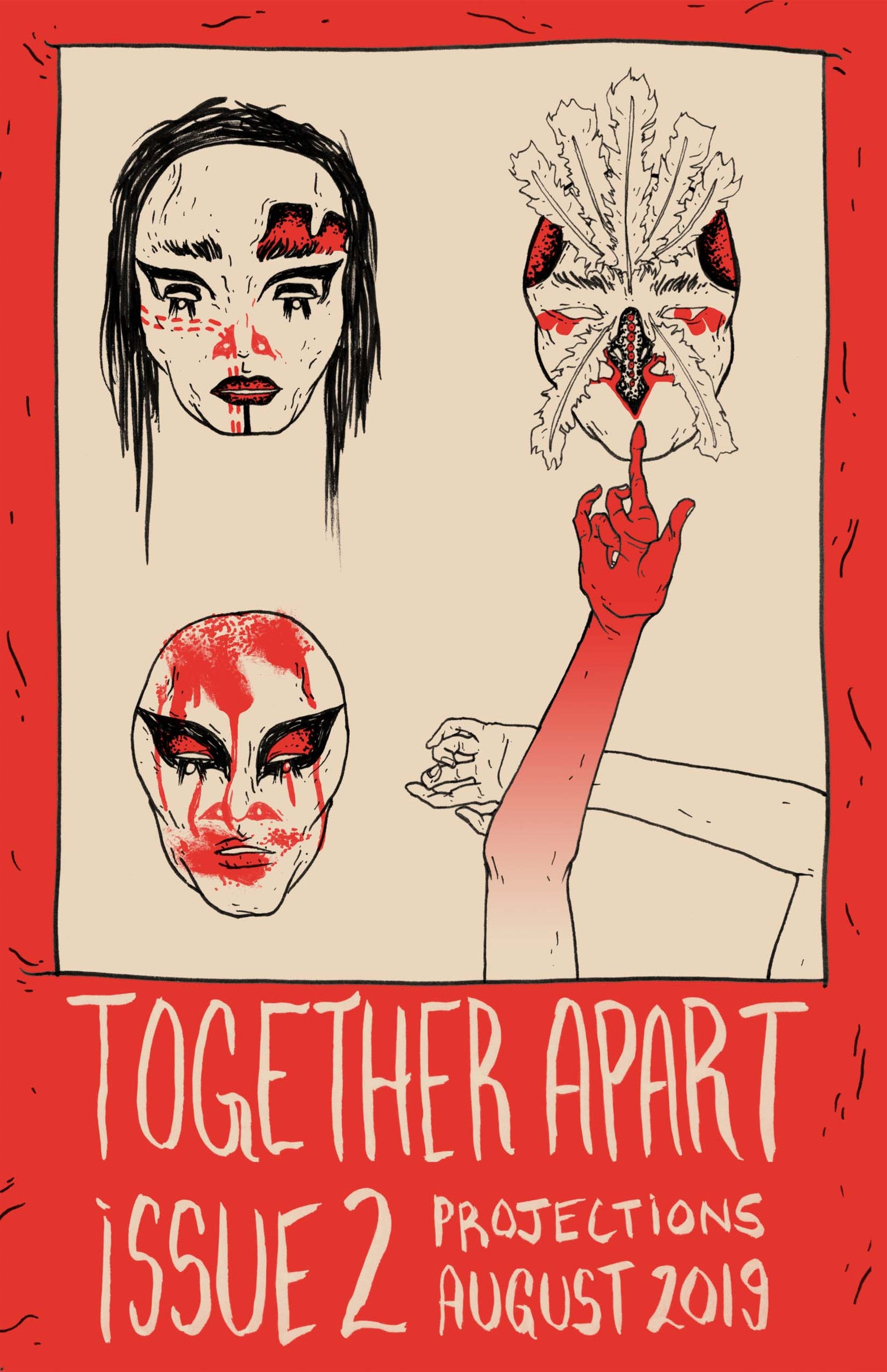 Image of Together Apart Zine, Issue 2: Projections