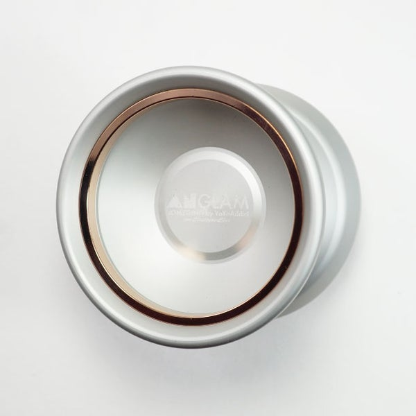 Image of ANGLAM VER.CC (WHITE/ROSE GOLD)