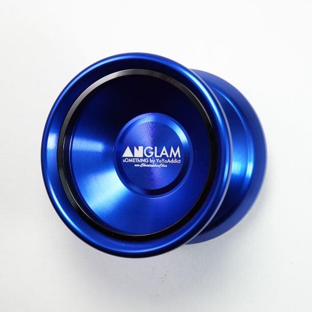Image of ANGLAM VER.CC (BLUE/BLACK)
