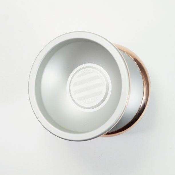 Image of SLASHER (WHITE/ROSE GOLD)