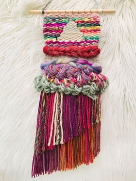 Image of Bliss the Weaving