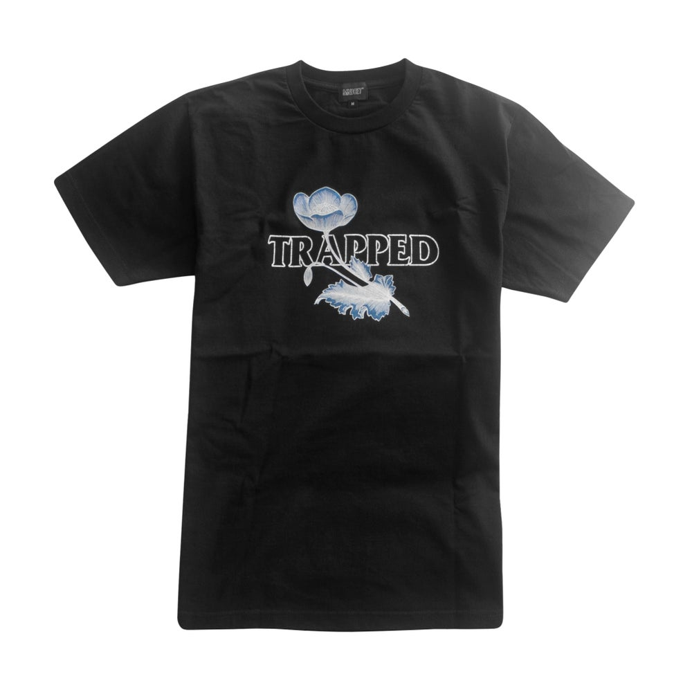 Image of Trapped Tee (Black)