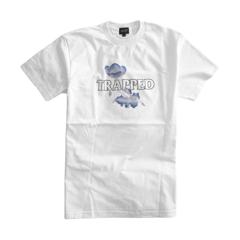 Image of Trapped Tee (White)