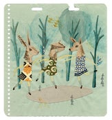 Image of Woodland Dancers print
