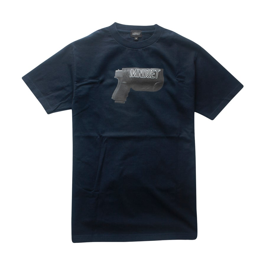Image of Holster Tee (Navy)
