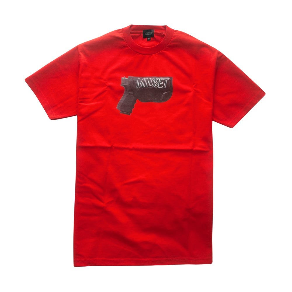 Image of Holster Tee (Red)