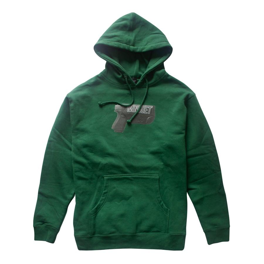 Image of Holster Hoodie (Dark Green)