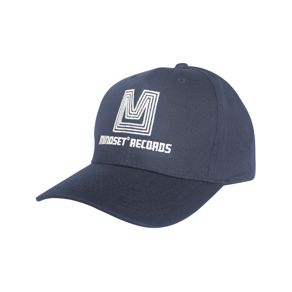 Image of Mindset® Records Hat (Navy)