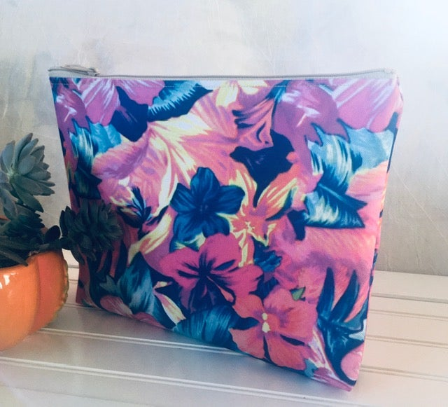 Tropical Garden Waterproof Bag