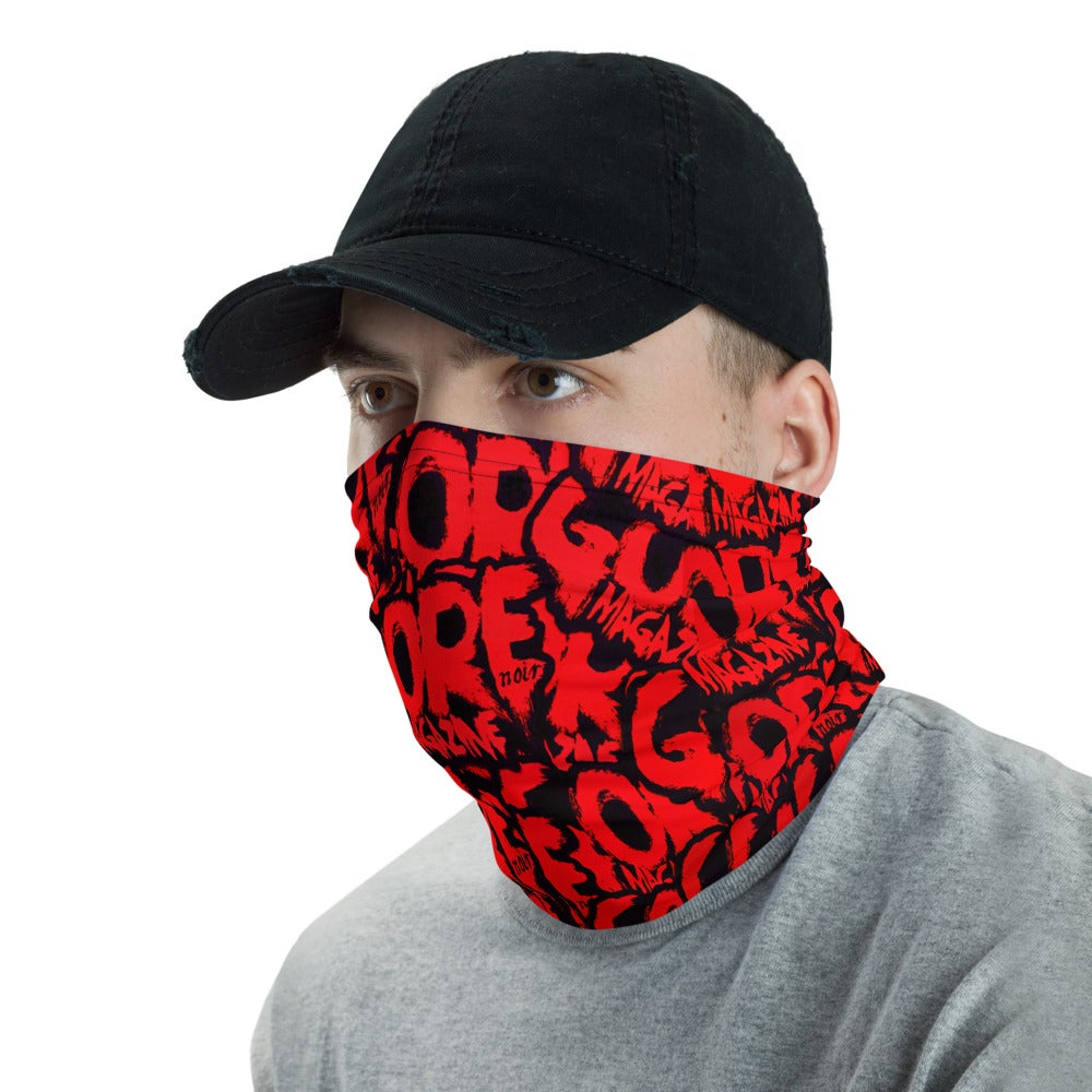 Image of Gore Noir Red Neck Gaiter