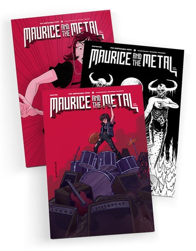Image of ISSUE 1 - VARIANT PACKAGE