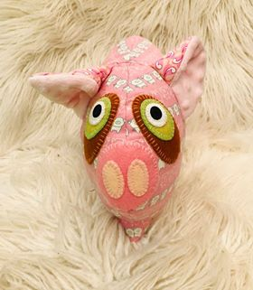 Kevin (Bacon) the Pig Soft Toy