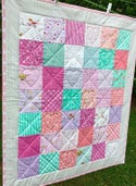 I Spy Little Hearts Quilt