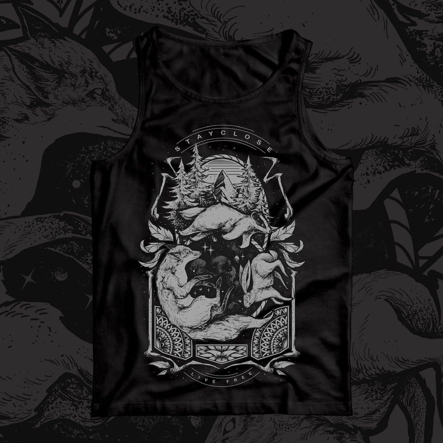 Image of Live Free Vest