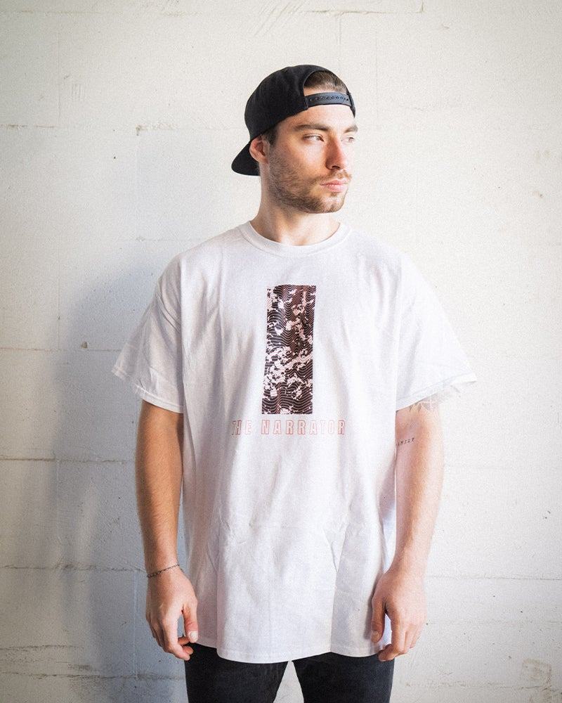 Image of 'Lines' Shirt - White