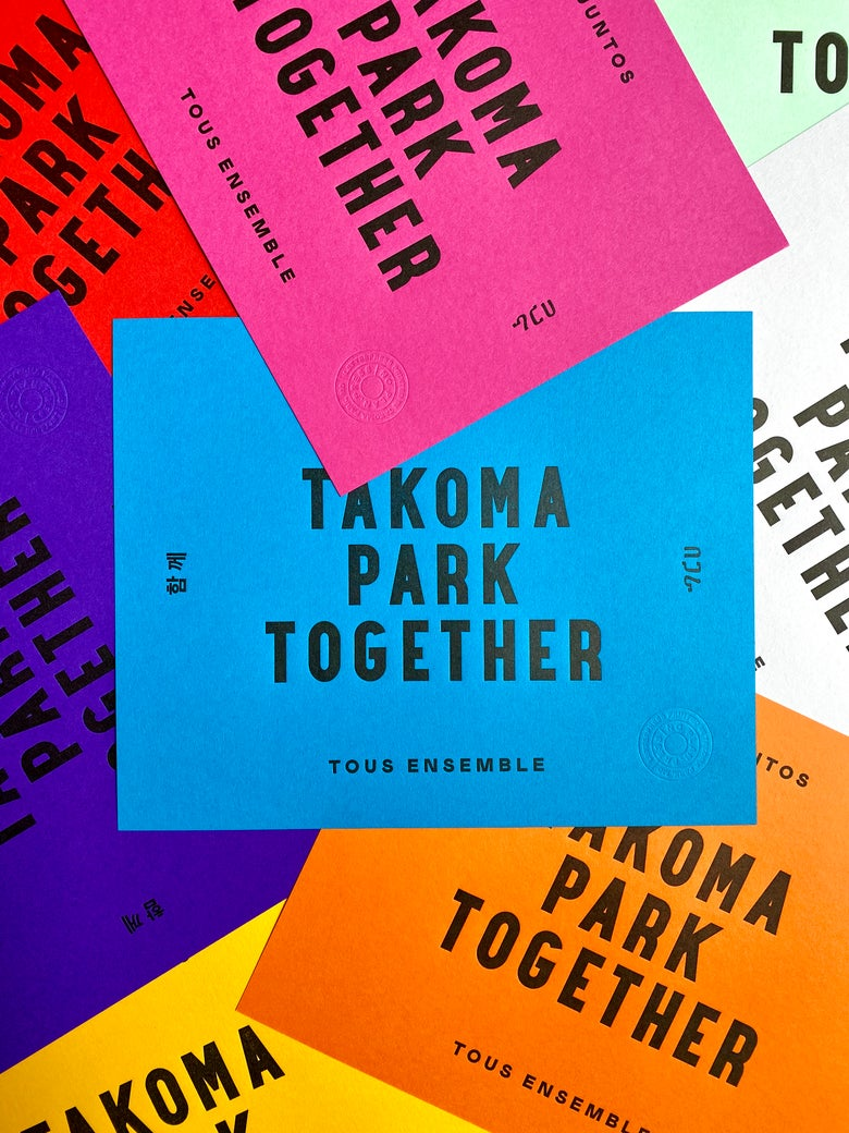 Image of Takoma Park Together