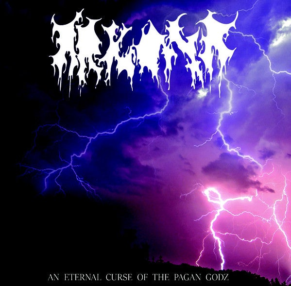 ARKONA -An Eternal Curse Of The Pagan Godz- DIGI-CD