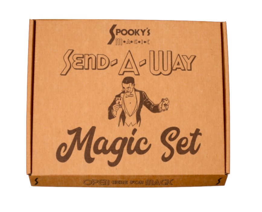 Image of Send-A-Way Magic Set