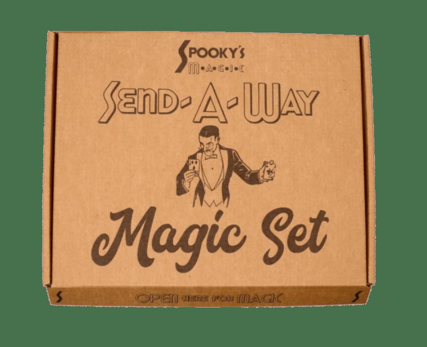 Image of Send-A-Way Magic Set