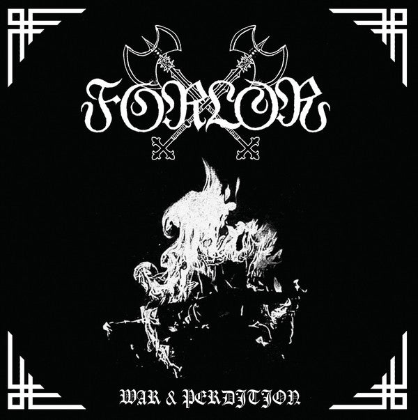 FORLOR -War & Perdition- CD