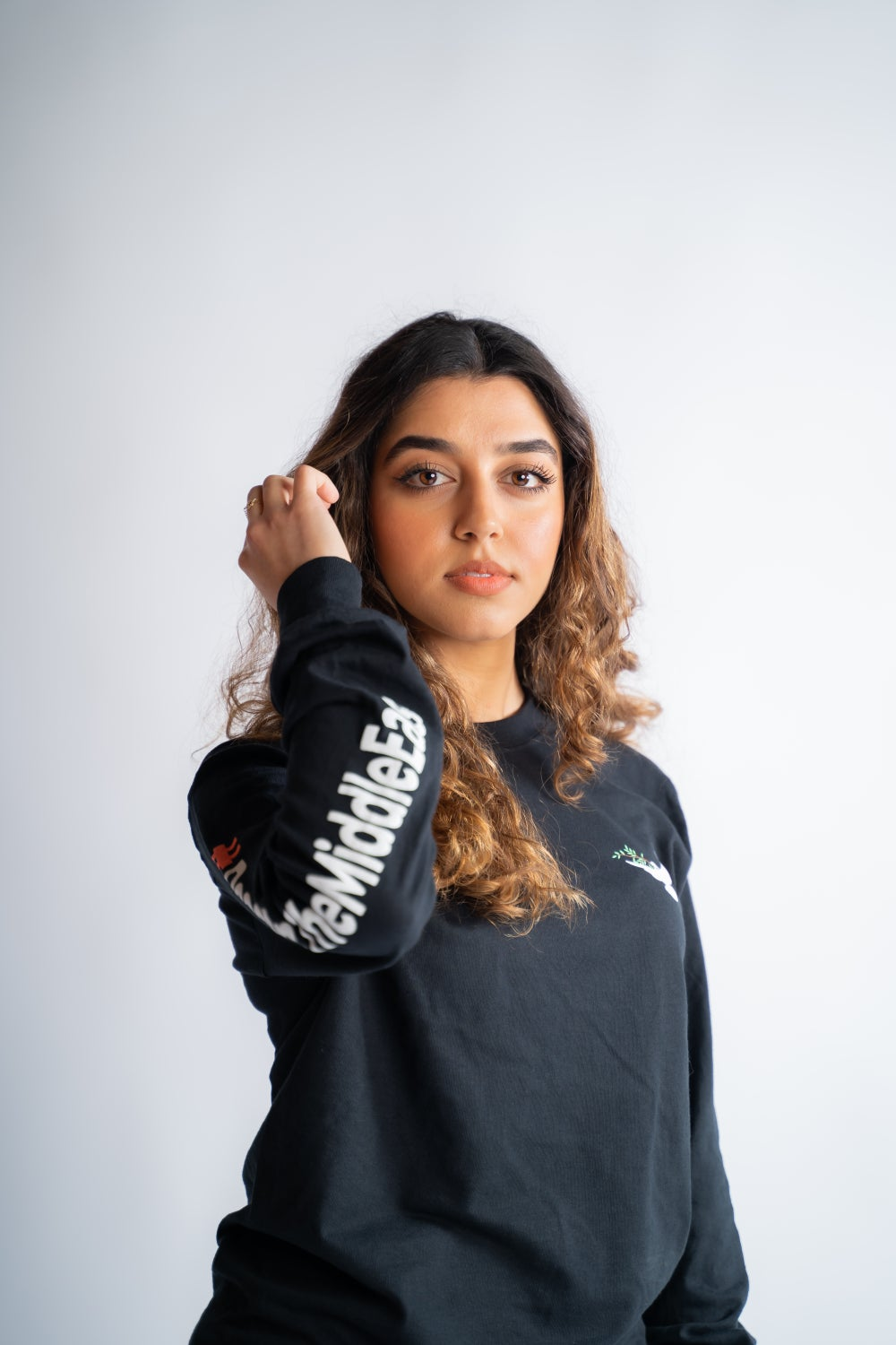 """""""Peace In The Middle East"""" Long Sleeve"""