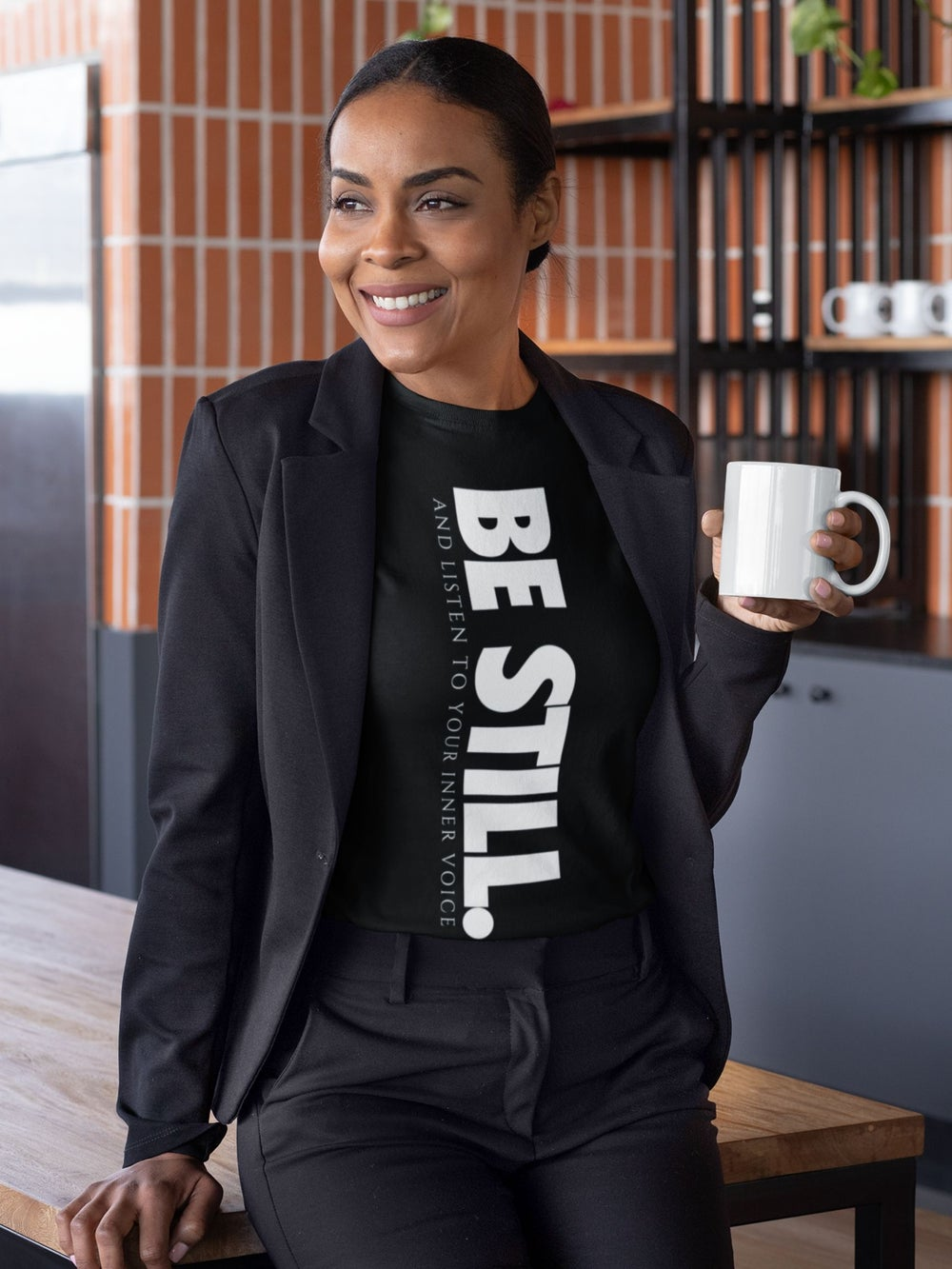Be Still Unisex Shirt